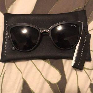 Quay Cat Eye Glasses